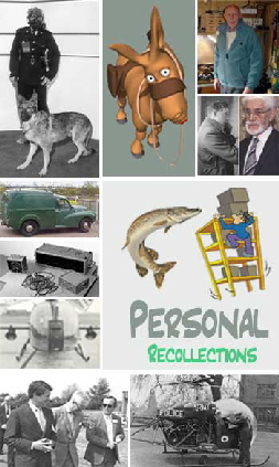 DTELS Personal Recollections