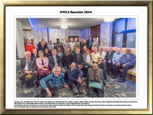 Click on this image to view a high quality framed photo of those attending the 2014 Reunion