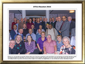 Click on this image to view a high quality framed photo of those attending the 2016 Reunion