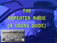 Thames Valley Police Repeater Radio Guide