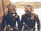 Strathclyde Police Divers