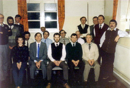 Maintenance Planning Group Weyhill (c1986)