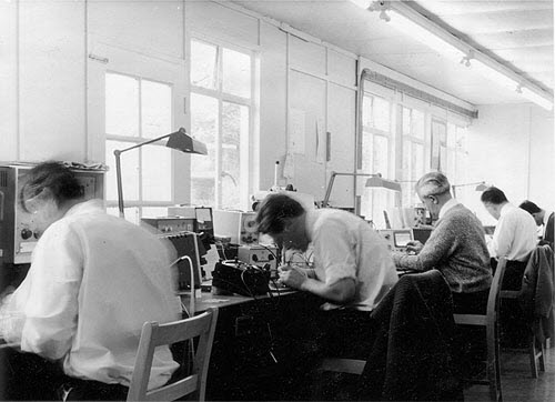 Workshop BCMU 1968 (Slide 9 of 13)