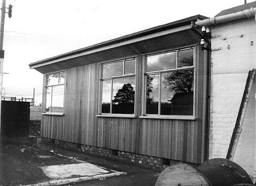 Wooden Extension P1/5 (late 60's)