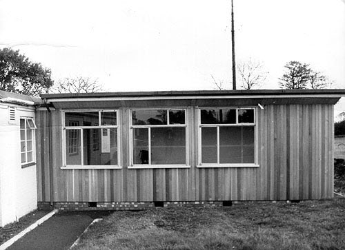 Wooden Extension P4/5 (late 60's)
