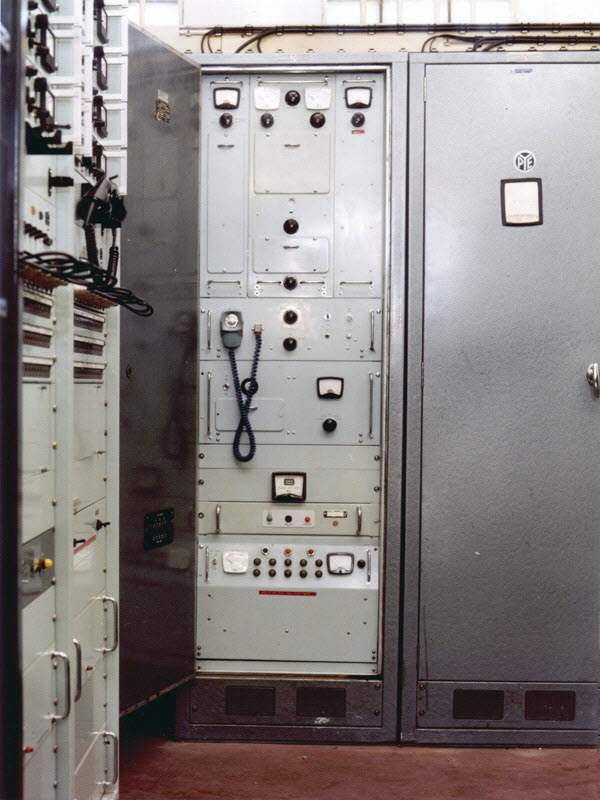 Pye F300AM Main Station Transmitter