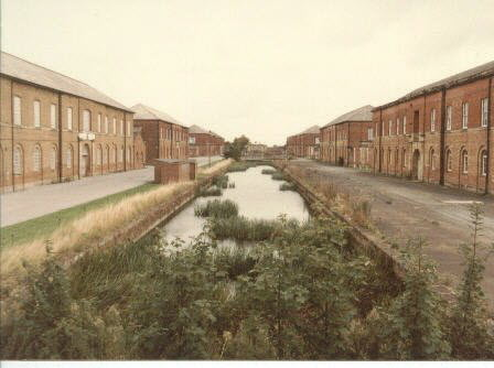 Weedon Canal View (c1983)