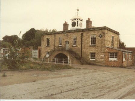 Weedon Site Entrance (c1983)